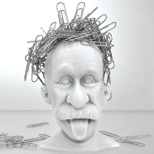 Porta Clip de Einstein
